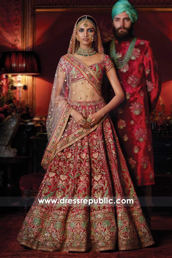 8b2618d54 DR14827 Sabyasachi Bridal Lehenga Choli Cost, Buy Sabyasachi Bridals Online