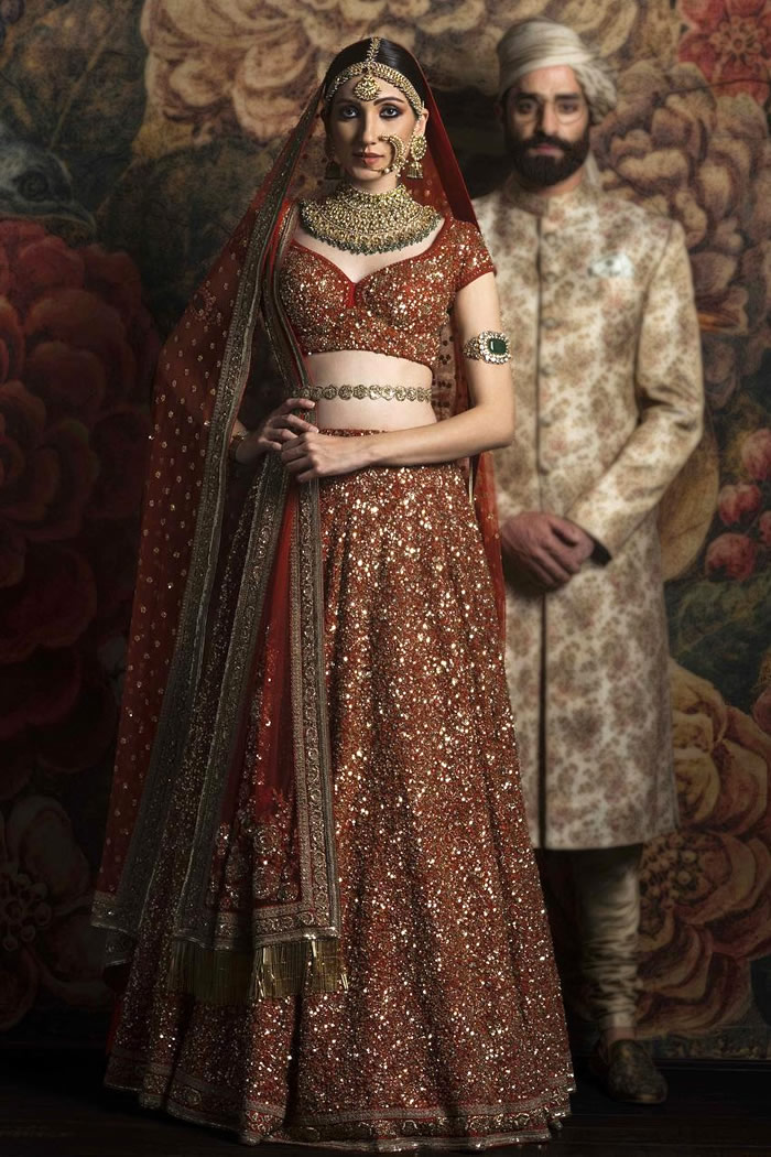 DR14829 Sabyasachi Bridal Lehenga 2018 New York, New Jersey, Virginia, Maryland