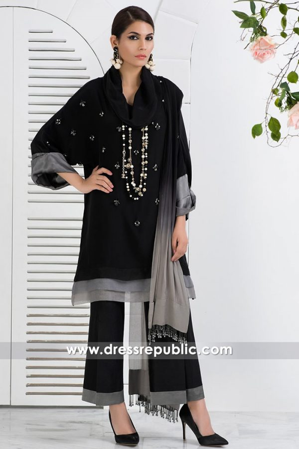 DR14837 Elan Casual Wear Dresses 2018 London, Manchester, Birmingham, UK
