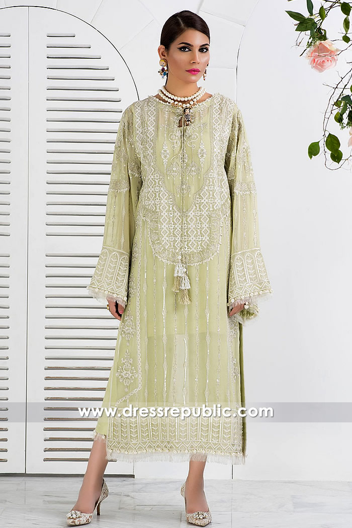 DR14845 Elan Party Wear Collection 2018 Duabi, Abu Dhabi, Fujairah, UAE