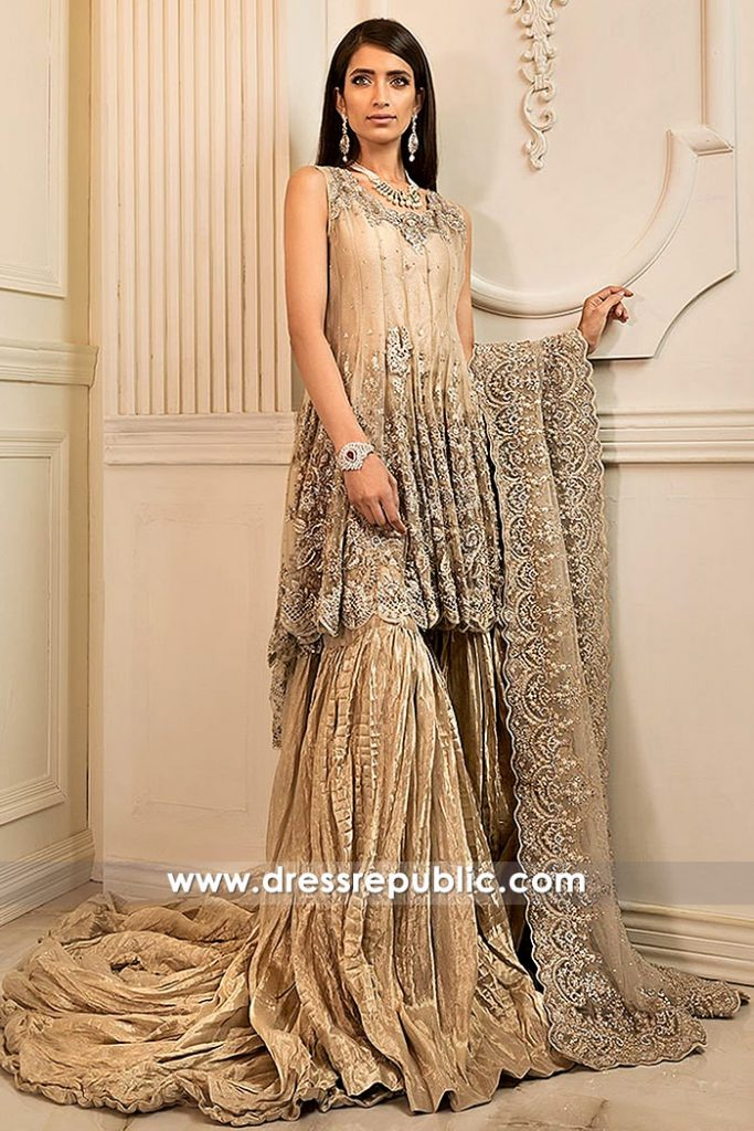 aa091db6168 36 Pakistani Bridal Dresses for Summer 2018 Wedding Shop Online