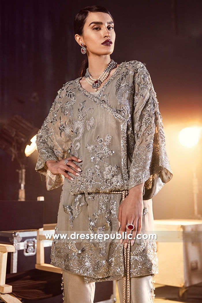 DR14880 Angarkha Dress 2018 New York, Los Angeles, Miami, Houston, Chicago