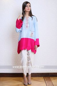 DR14906 Casual Pakistani Dresses 2018 Los Angeles, San Jose, San Diego, California