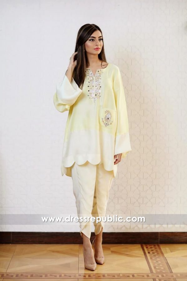 DR14919 Pakistani Casual Dresses Eid ul Azha Collection 2018 Shop Online