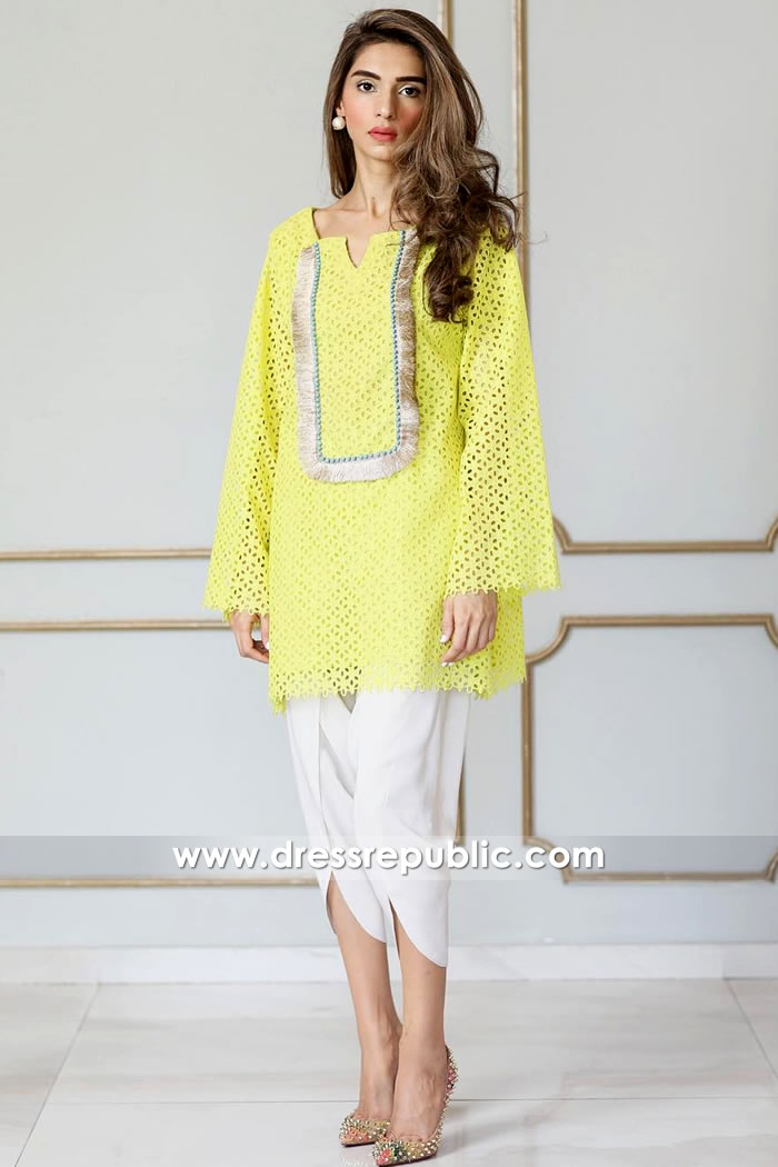 DR14942 Pakistani Casual Dresses 2018 Australia, New Zealand Online Shopping