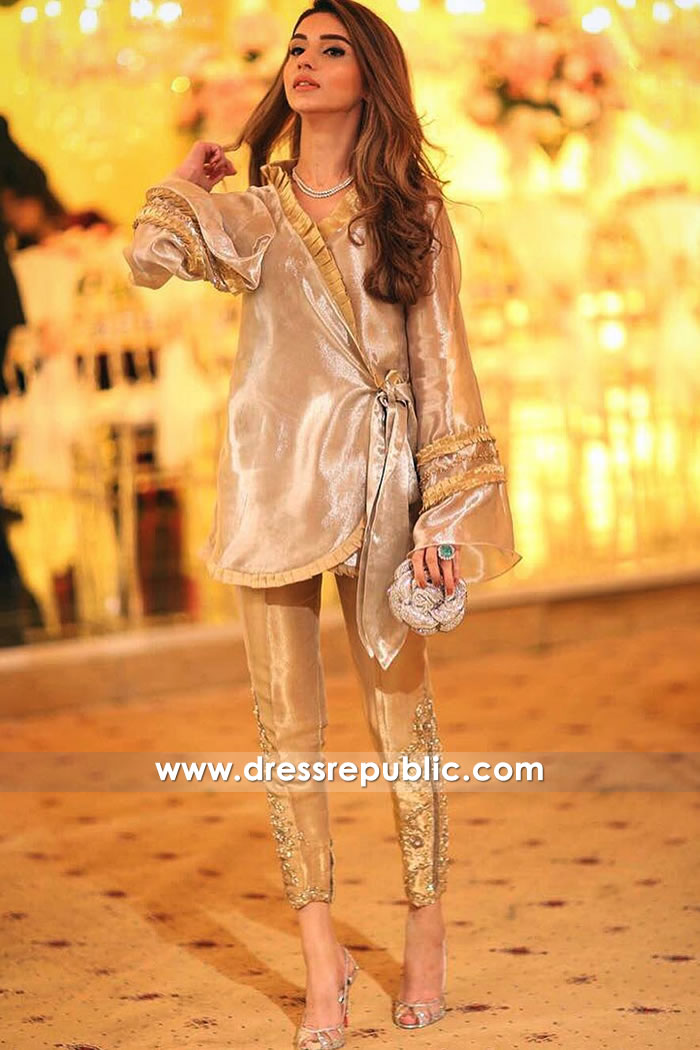 DR14945 Asian Party Wear Designer Suits 2018 Shop Online at Dress Republic