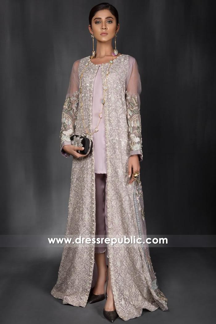 a9829a62549 DR14962 Asian Wedding Guest Dresses 2018 Champagne Long Jacket Shop Online