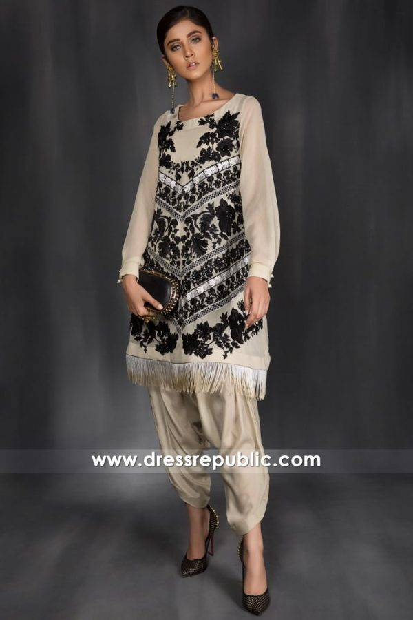 DR14963 Saira Shakira Formal Wear With Prices and Stitching Shop Online