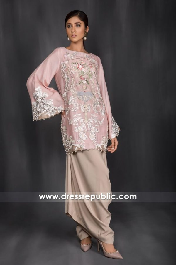 DR14967 Eid ul Azha Dress Collection 2018 California, Washington, Illinois, Nevada