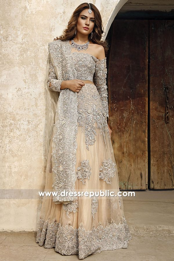 DR14978 Rema Shehrbano Bridal USA Online New York, New Jersey, California, Texas