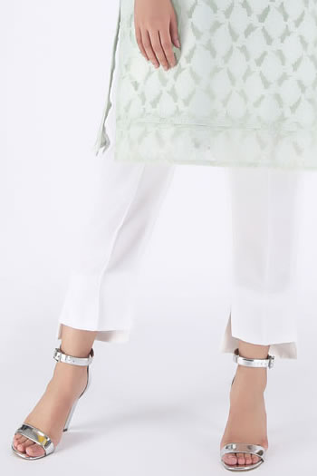 DRL1002 Casual Cotton Trousers for your Kurti Top Shop Online in UK