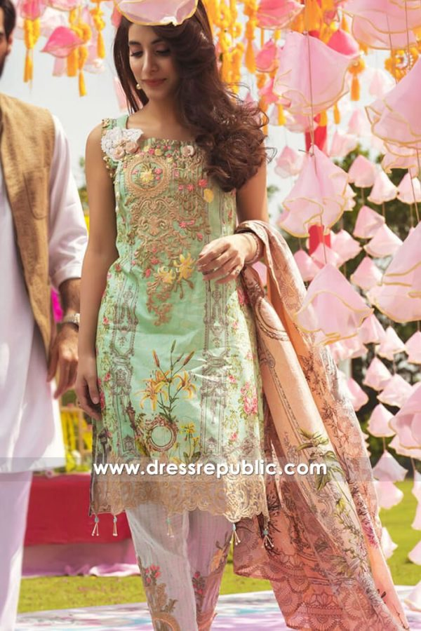 DRP7751 Pakistani Lawn Suits 2018 Sydney, Perth, Melbourne, Brisbane, Australia