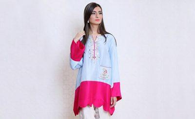 10 Stylish Pakistani Casual Dresses For Summer 2018 USA, UK, Canada, Australia