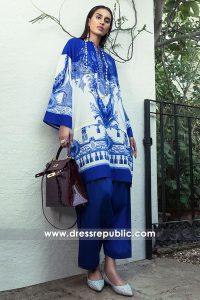 DRP7805 Sana Safinaz Muzlin Vol 3 London, Manchester, Birmingham, Sheffield