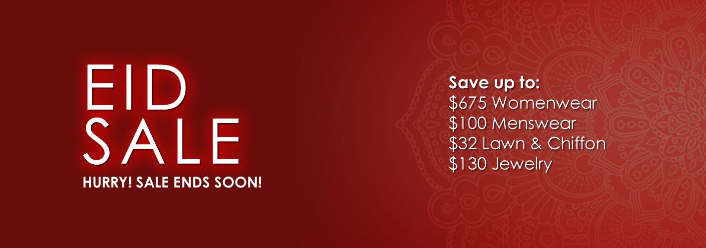 Eid Sale 2018 Shop Womenswear Online
