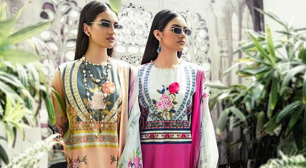 Sana Safinaz Muzlin Vol 3 Now Available