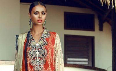 Tena Durrani Eid Festive 18 Collection