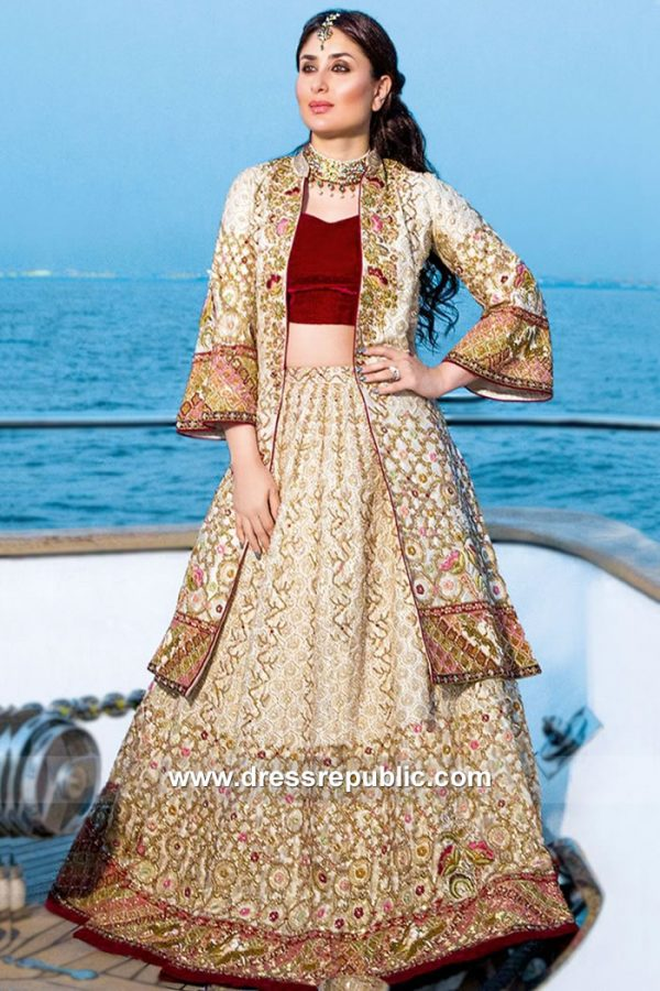 DR15057 Kareena Kapoor Pakistani Designer Dress Online USA, Canada, UK