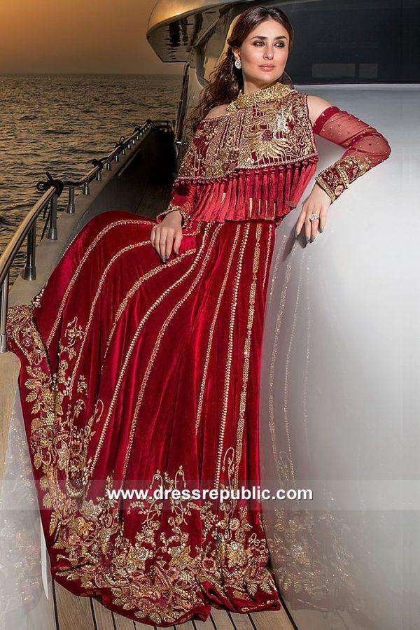 DR15058 Kareena Kapoor Tena Durrani Dress Online USA, Canada, UK, Australia