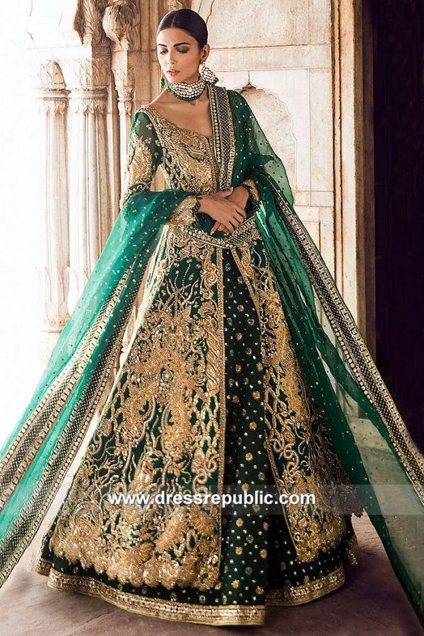DR15069 Tena Durrani Bridal Lehenga Price Sydney, Perth, Melbourne, Australia