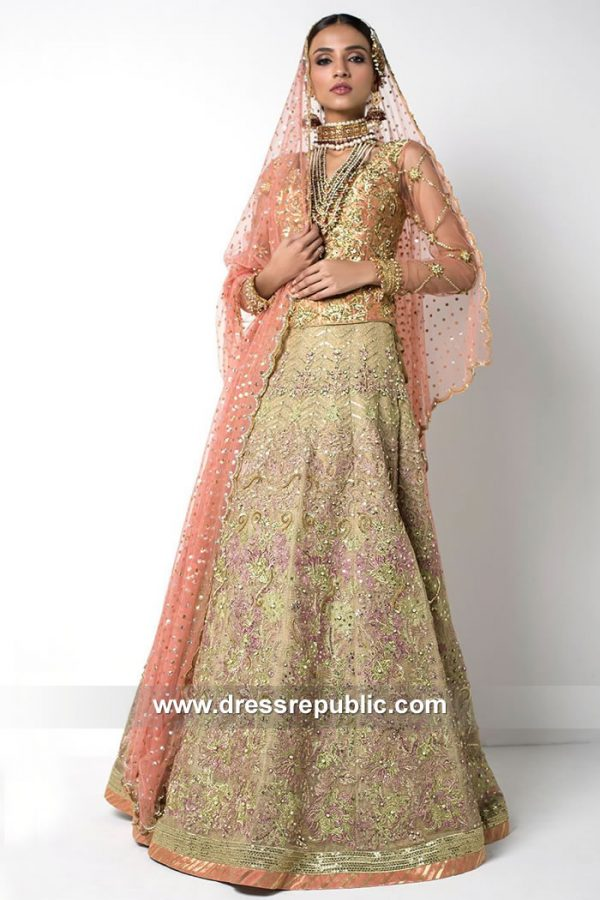 DR15090 Nomi Ansari Bridal Dresses Dubai, Sharjah, Fujairah, Abu Dhabi, UAE
