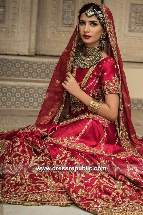 DR15122 Asian Bridal Lehenga Sikh Bride Toronto, Mississauga, Ontario Canada