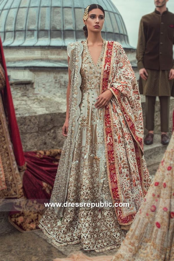 DR15138 Sania Maskatiya Royal Wedding Gown New Jersey, New York, Texas