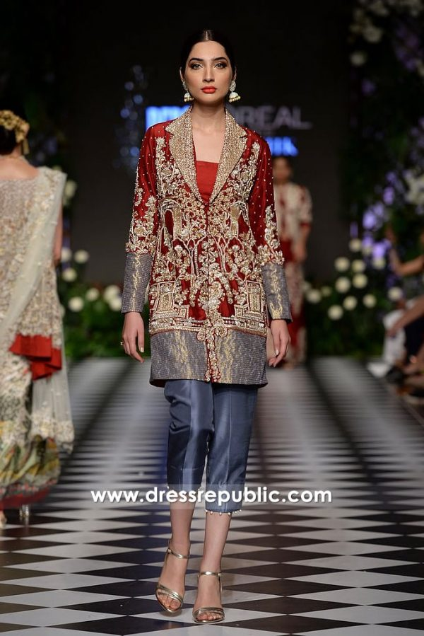 DR15182 Saira Shakira New York Buy Pakistani Designer Dresses Online