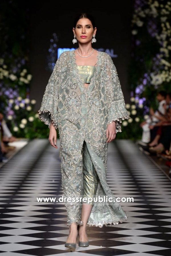 DR15185b Saira Shakira Bridal Couture 2018 Toronto, Mississauga, Vancouver