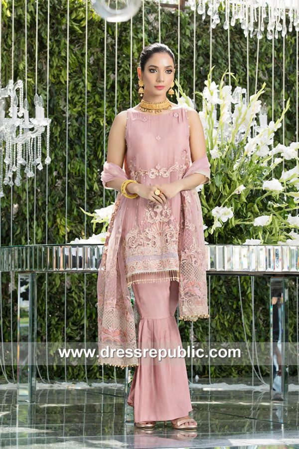 DRP7921 Gulaal Wedding Collection 2018 Saudi Arabia, Malawi, South Africa, UAE