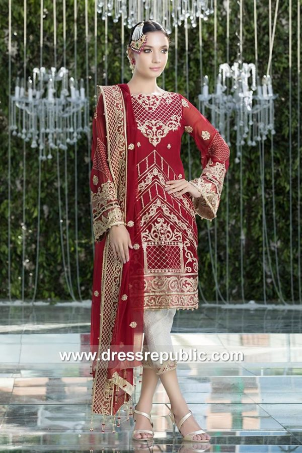 DRP7923 Gulaal Wedding Collection 2018 Singapore, Malaysia, New Zealand, Japan