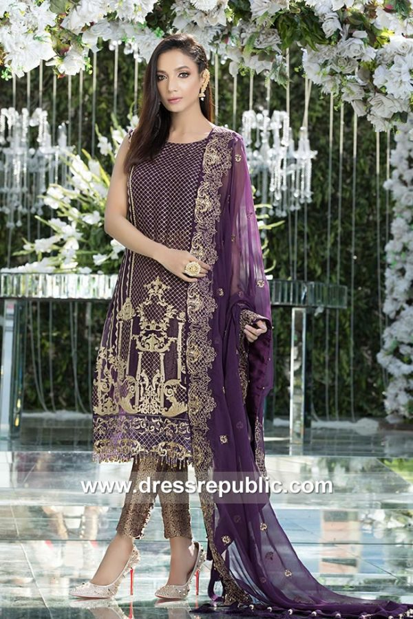 DRP7924 Gulaal Wedding Collection 2018 France, Germany, Switzerland, Ireland