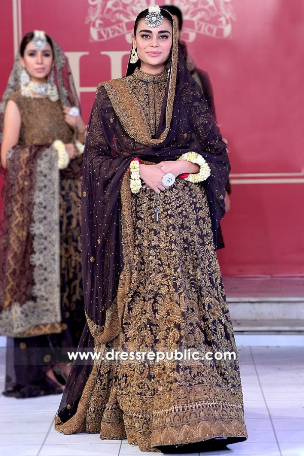 DR15205 HSY Bridal Dresses UAE Buy HSY Lehenga, Sharara, Gharara, Anarkali