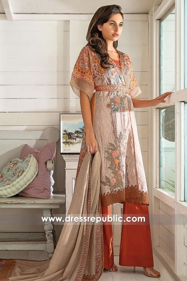DRP8028 Sobia Nazir Winter 2018 Pakistan | Online Shop With Stitching & Delivery