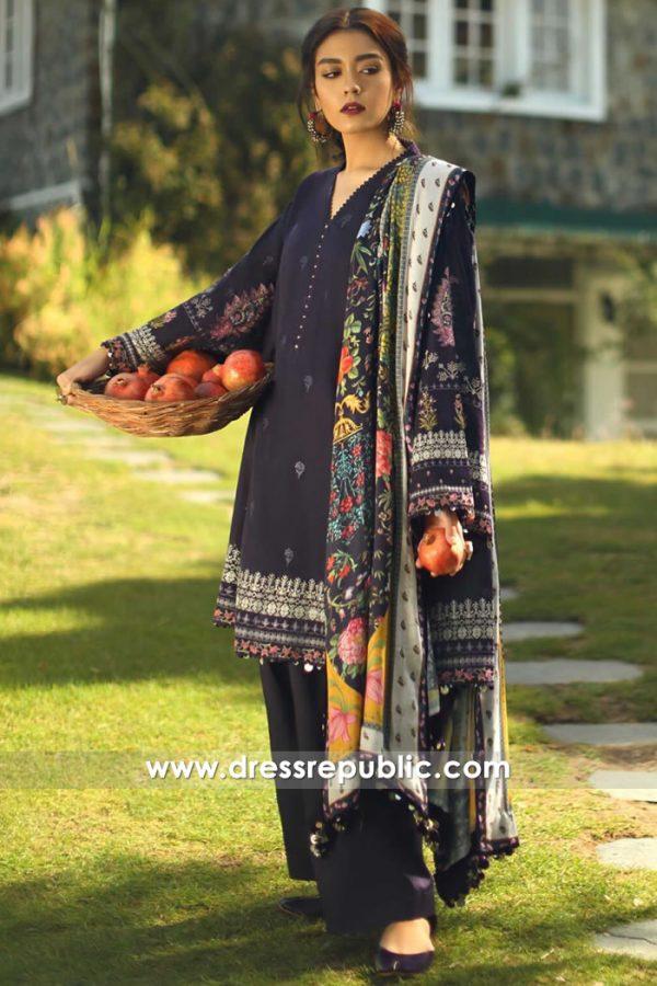 DRP8040 Zara Shahjahan Shawl Collection 2018 USA, Canada, UK, Australia