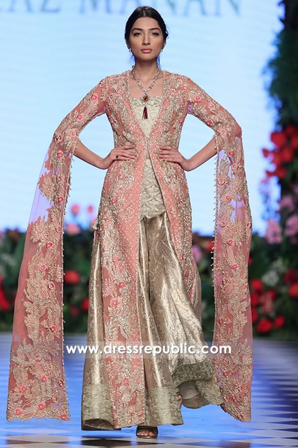 DR15241 Pakistani Designer Dresses Wembley Shop Online 2019 Collection