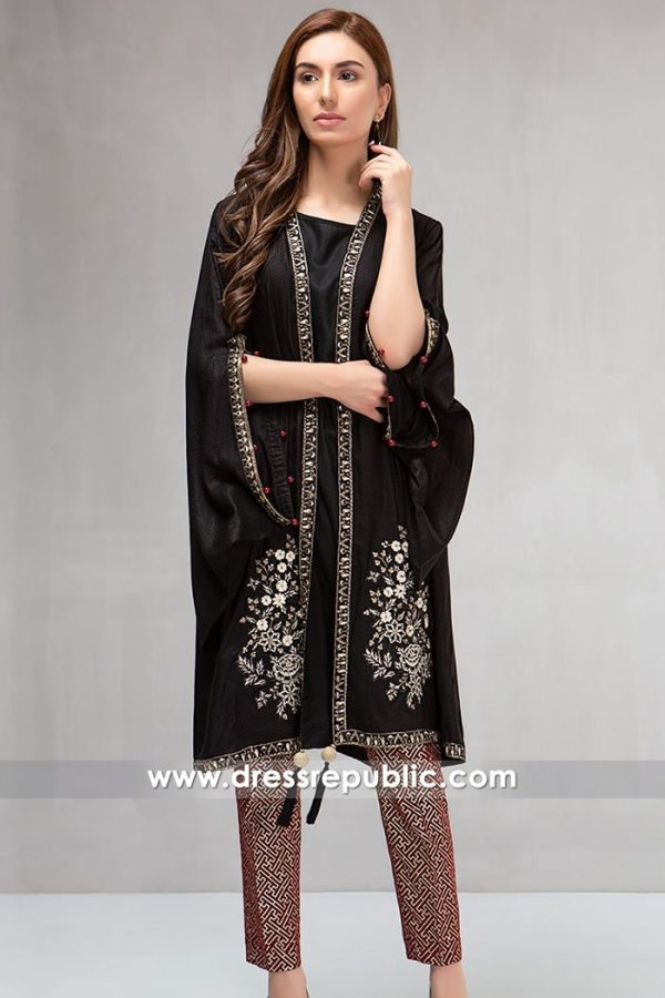 DR15294 Kaftan USA 2019 Collection, Kaftan Tops With Hand Work Shop Online