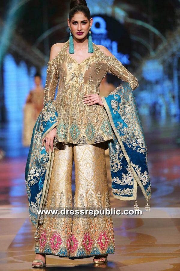 DR15316 Special Occasion Wear Pakistani Designer Dresses 2019 Collection