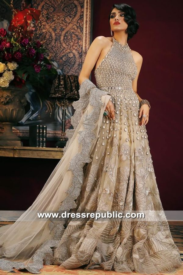 DR15345 Sana Safinaz Bridal Lehenga 2019 USA in New York, New Jersey, Texas