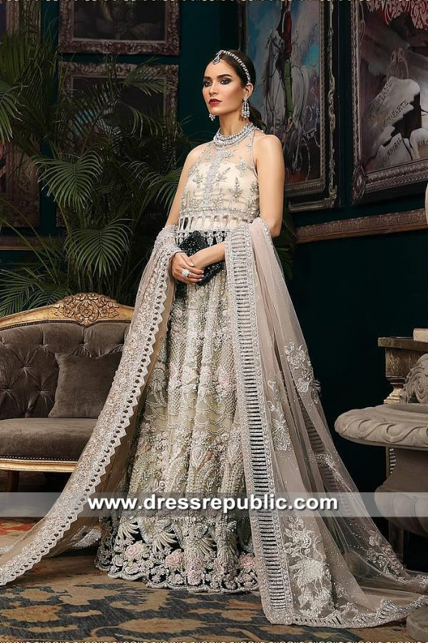DR15348 Sana Safinaz Bridal Collection 2019 Sydney, Perth, Australia