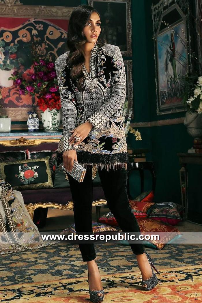 DR15353 Sana Safinaz Party Wear 2019 USA in New York, New Jersey, Texas, Ohio