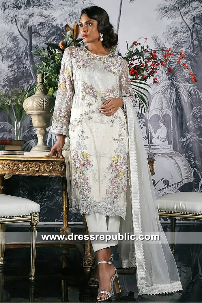 DR15359 Sana Safinaz Party Wear 2019 Canada Toronto, Mississauga, Vancouver