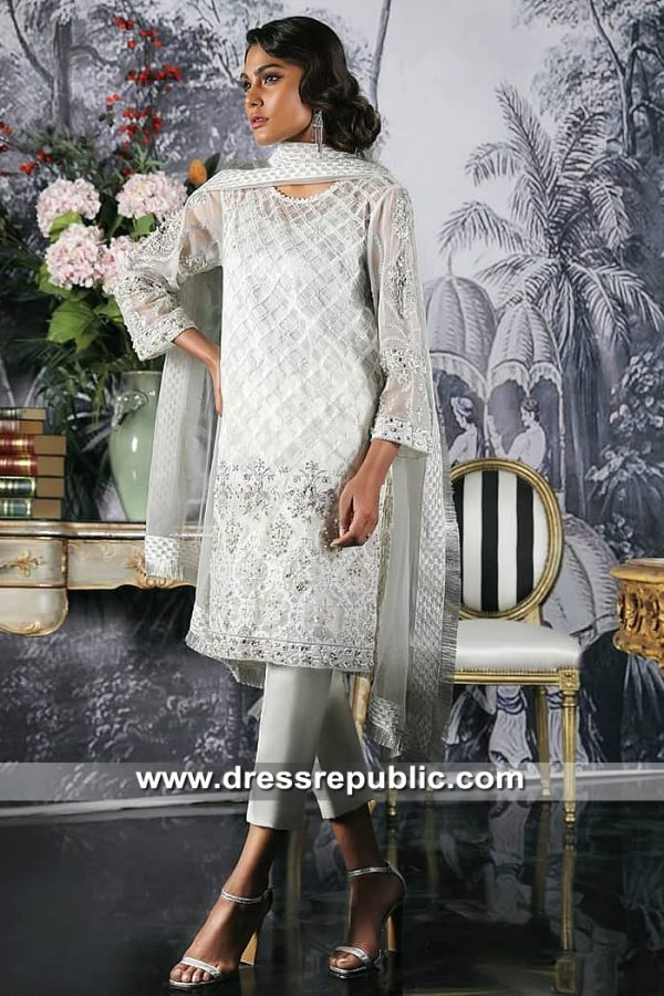 DR15363 Sana Safinaz Party Wear 2019 London, Manchester, Birmingham, Cardiff