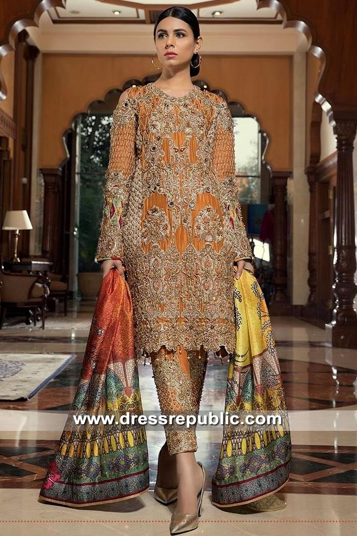 39662bb3c3 DR15364 Pakistani Designer Dresses Online 2019 USA, Canada, UK, Australia