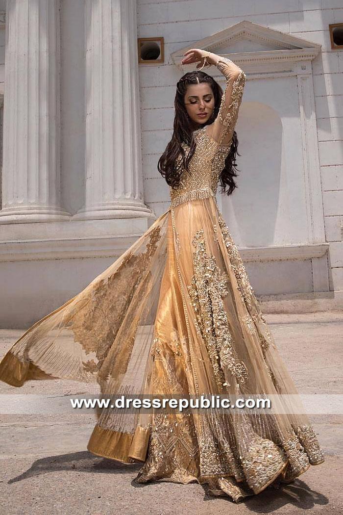 DR15367 Erum Khan Bridal Dresses 2019 USA Buy in Dallas, Houston, Texas