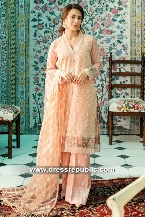 DRP8240 Qalamkar Lawn 2019 Buy in Saudi Arabia, UAE, Kuwait, Qatar, Turkey