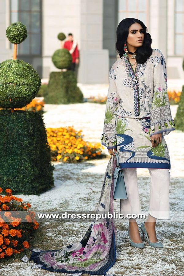 DRP8277 Pakistani Lawn Suits Newark, Edison, Jersey City, New Jersey, US