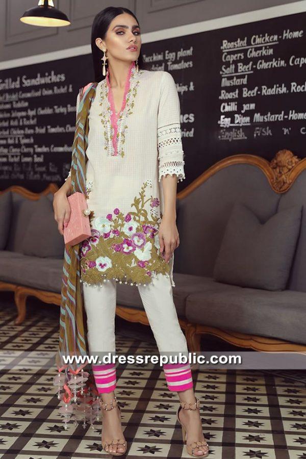 DRP8311 Sana Safinaz Muzlin 2019 Pakistan in Karachi, Lahore, Islamabad