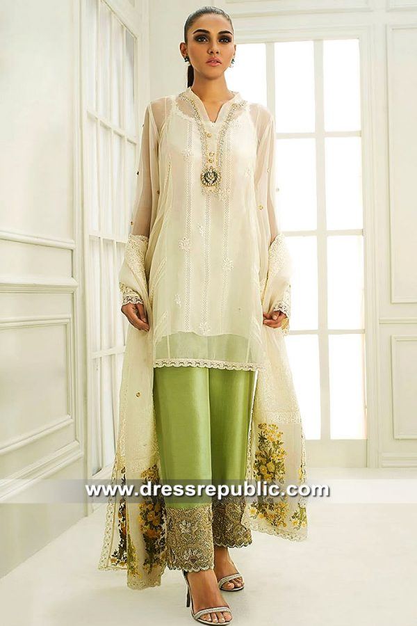 DR15411 Eid 2019 Pakistani Dresses Buy in London, Manchester, England