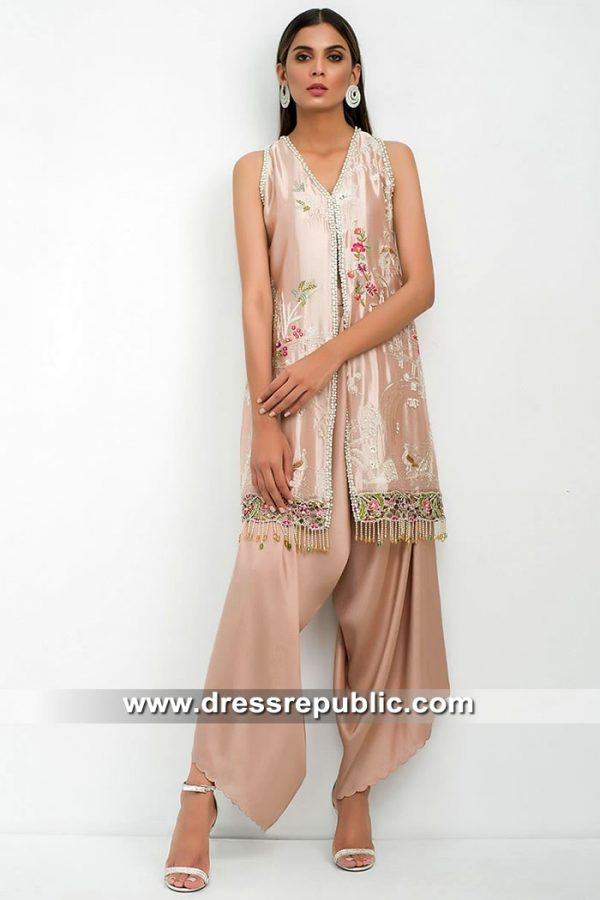 DR15417 Eid 2019 Party Dresses Collection Online Los Angeles, California